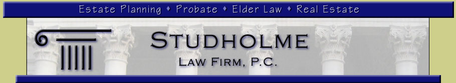 Studholme Law Firm, P.C.